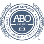 American Board of Orthodontics Certified